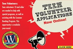 Teen Volunteer Application